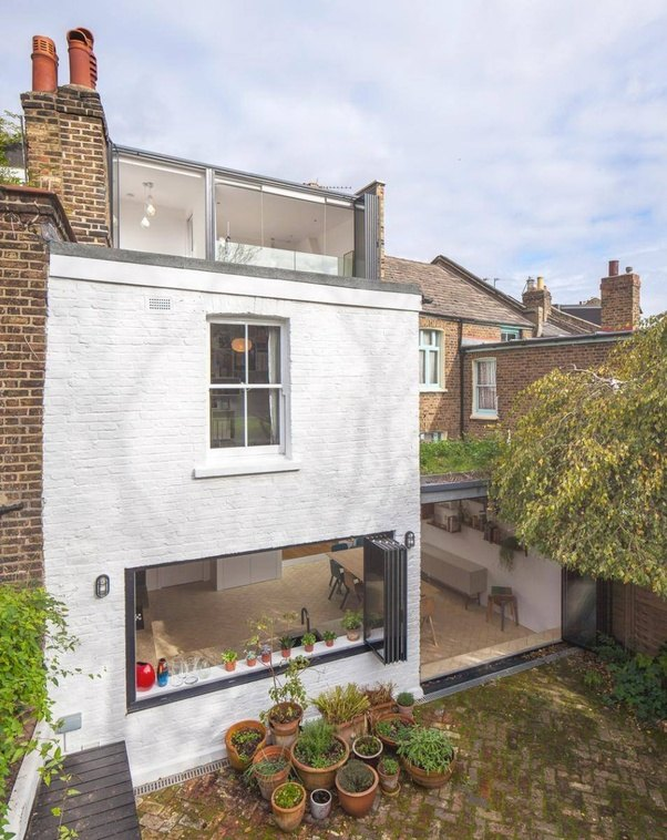 What are some well thought of home extension designs for a typical ...