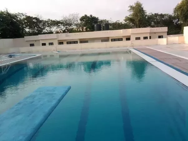What are some of the most iconic pictures of iiit - Capital tower fitness first swimming pool ...