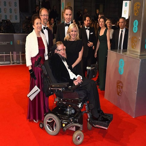 Is Timothy Hawking Really Stephen Hawkings Child