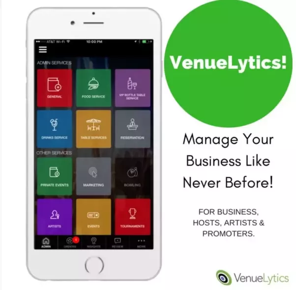 which are the best mobile apps that nightclubs can use to promote