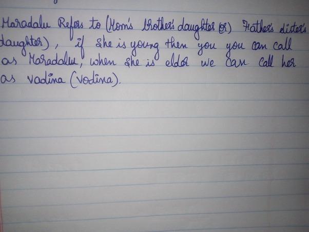 What does the Telugu word 'Moradalu' mean? - Quora