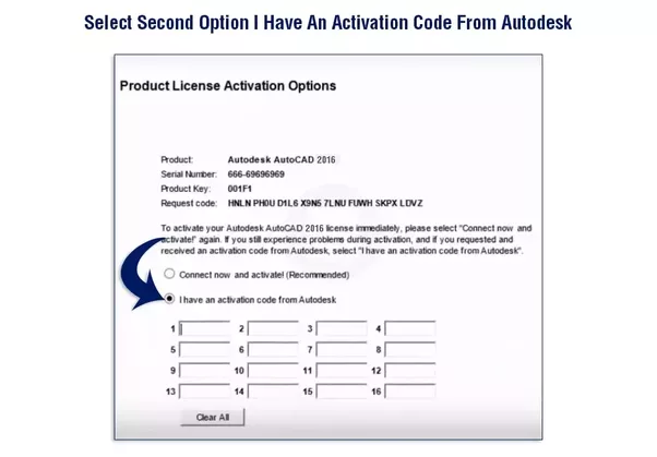 autodesk autocad 2016 serial number and product key