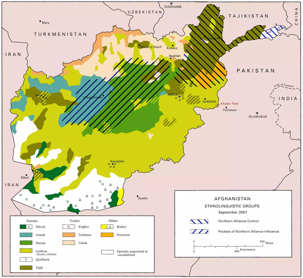 What languages are spoken in Afghanistan? - Quora