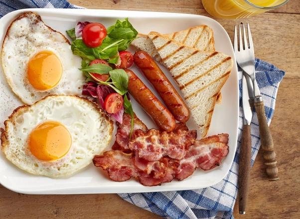Primer hrono doručka