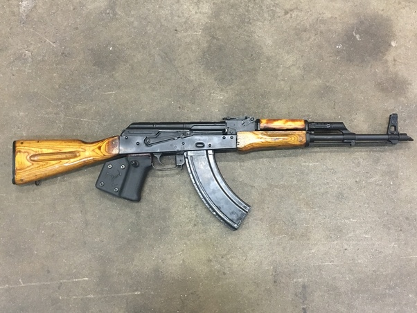 Is it legal to buy an AK12 in California? - Quora