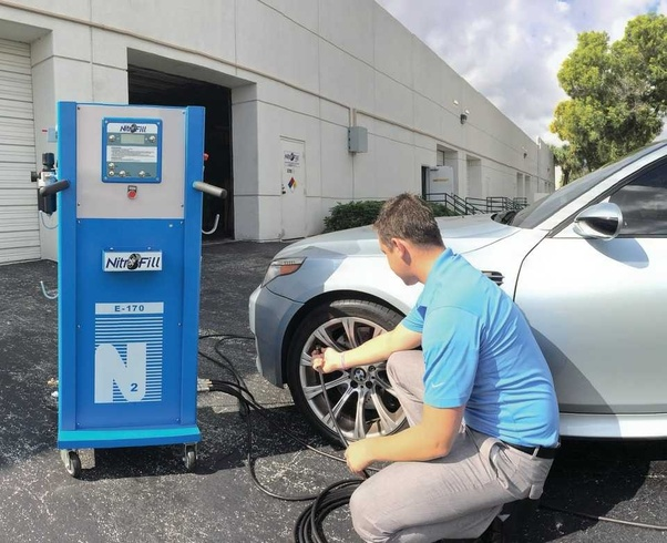What Are The Advantages Of Filling Nitrogen Gas In Car Tyre Quora