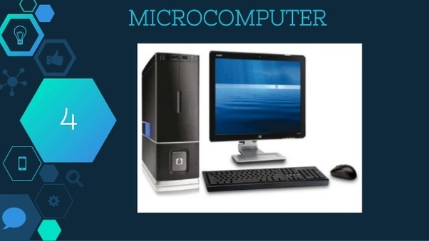 What Is A Microcomputer What Is It Used For Quora