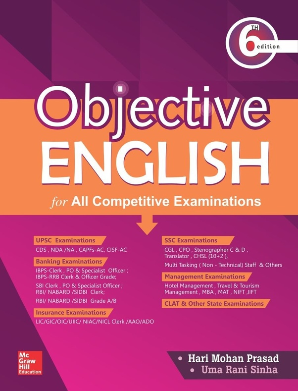 English Book For Ssc