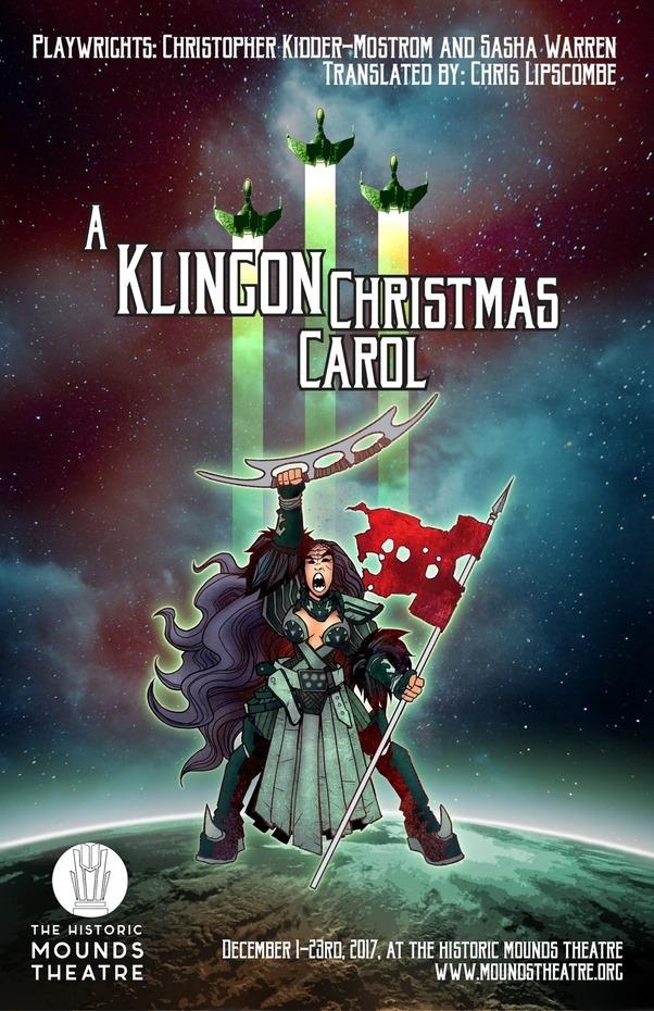 Are Klingon Christmas carols a thing? - Quora