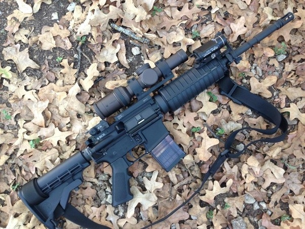 What is the difference between a sniper rifle and a DMR? - Quora