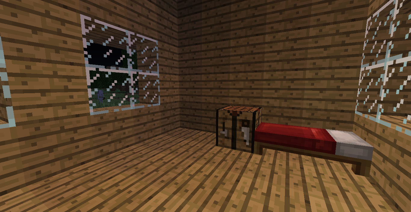 What if mobs from minecraft spawned in our world at night? - Quora