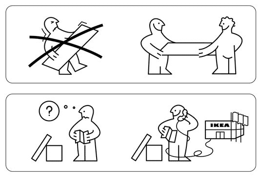 What Can You Do If Your Ikea Furniture Comes With Missing Or Broken Parts Quora