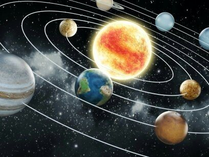 Image result for our solar system