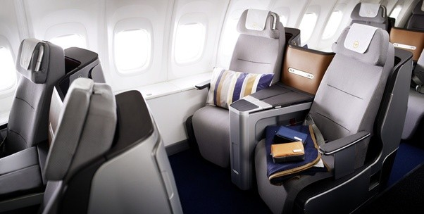 And International First Class Looks Like This: