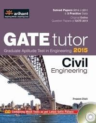 What is the best way and the best book for self study for the buy gate tutor 2015 civil engineering with cd english 6th edition online at best prices in india flipkart fandeluxe Images