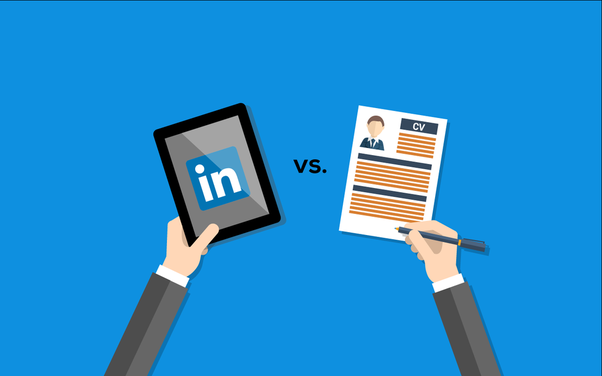how to update my resume on linkedin