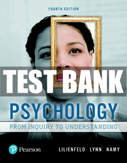 Where Can I Download Psychology From Inquiry To Understanding Canadian 3rd Edition Lilienfeld Test Bank Quora