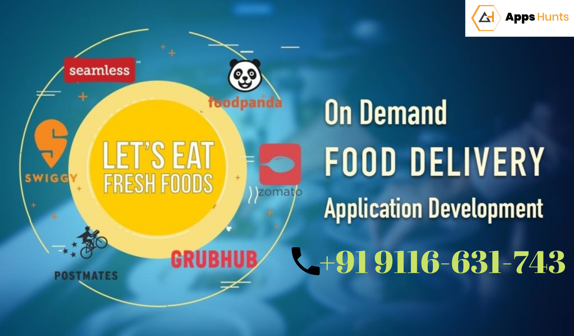 How much does it cost to build an online food delivery app