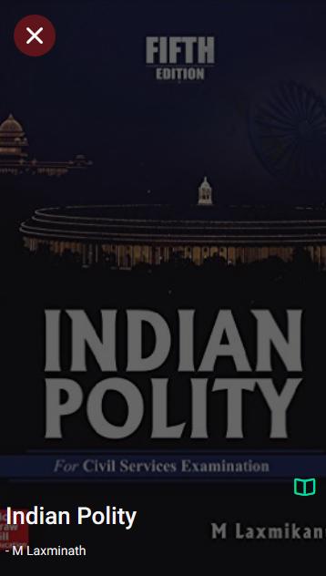 M LAXMIKANT INDIAN POLITY EPUB