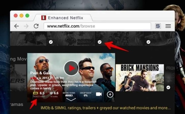 What are some of the amazing hidden features of Netflix? - Quora
