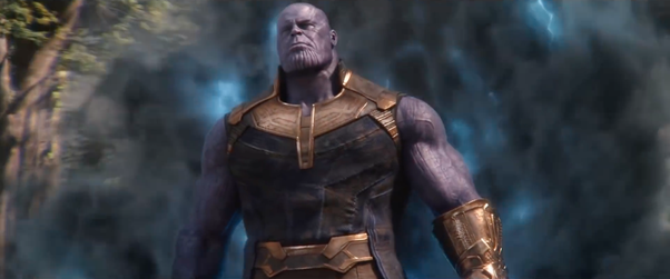 Image result for thanos arrives in wakanda