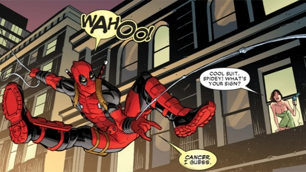 Why Is Deadpool Obsessed With Spider Man Quora