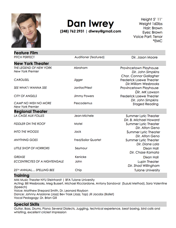 some sample resumes - Best Resumes