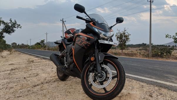 Is Honda Cbr 250r The Most Versatile Bike In India Quora