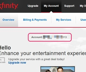How to find my Comcast account number online - Quora