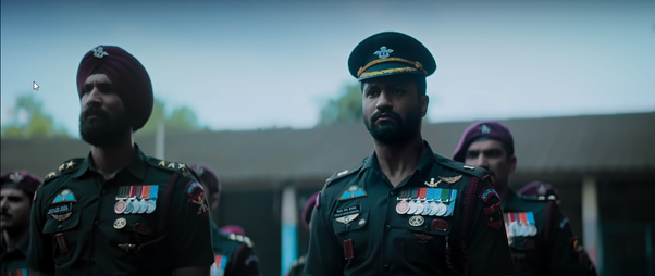 What do you think of the movie 'Uri: The surgical Strike