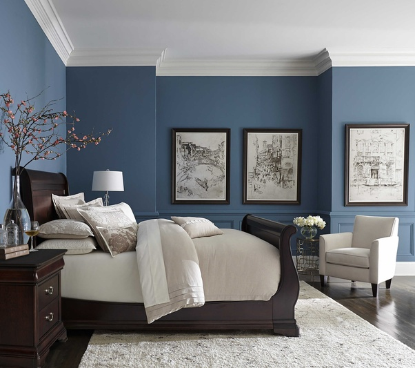 Which is the best colour for a bedroom according to Vastu? - Quora