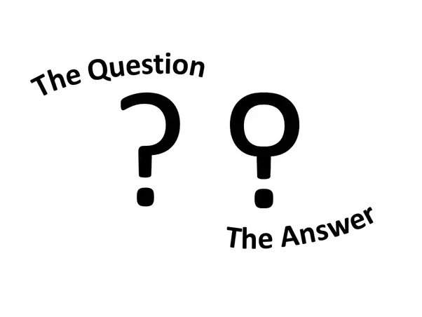 We Have The Question Mark A Useful Punctuation And Symbol Is