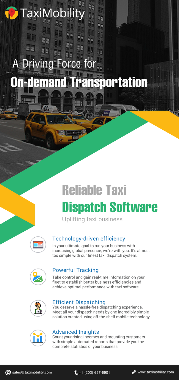 What is the best taxi dispatching system? - Quora