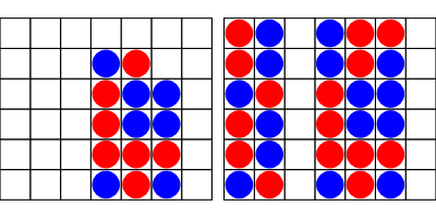 What Is The Winning Strategy For The First Player In Connect Four Games Quora