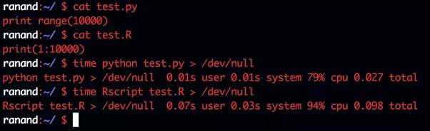 Pourquoi avons-nous besoin de Python alors que R est si brillant pour l'apprentissage automatique et la science des données?