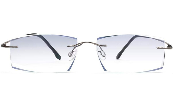 4352d18b0f Rimless glasses account for about 15% of eyeglasses frames sold in the USA  every year. Nowadays