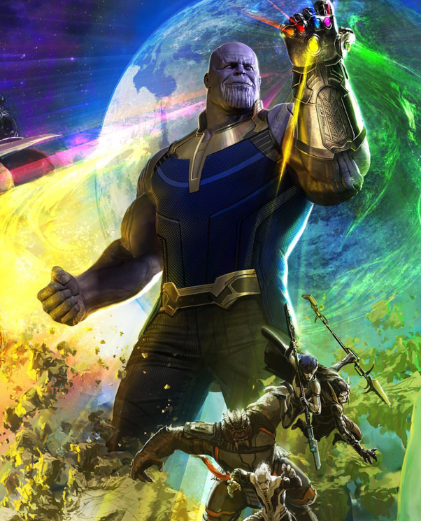 Who Is The Main Bad Guy In Avengers Infinity War Quora