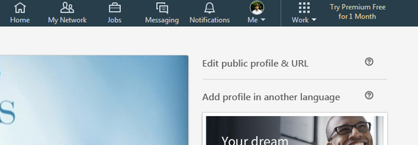 How to create a custom LinkedIn URL - Quora