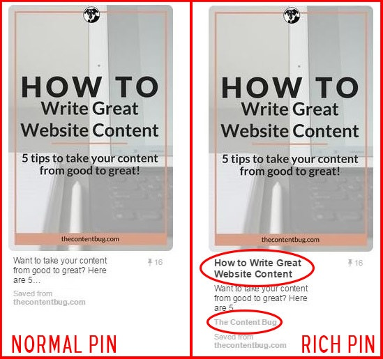 How to enable rich pins on Pinterest - Quora