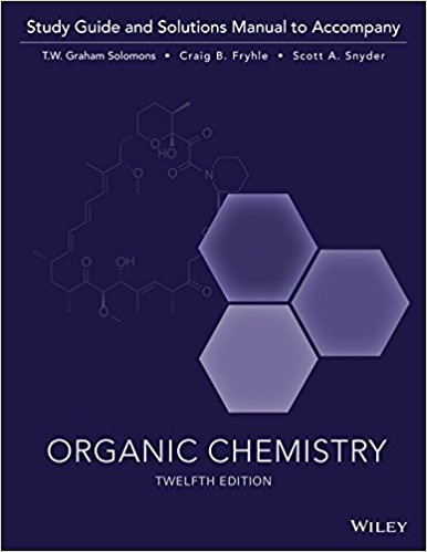 Solomons And Fryhle Organic Chemistry 11th Edition Pdf