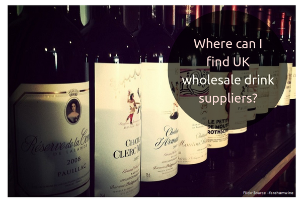 Where can I find UK wholesale drink suppliers? - Quora