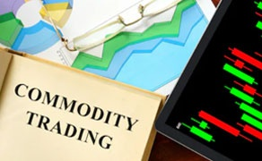trading commodities or forex