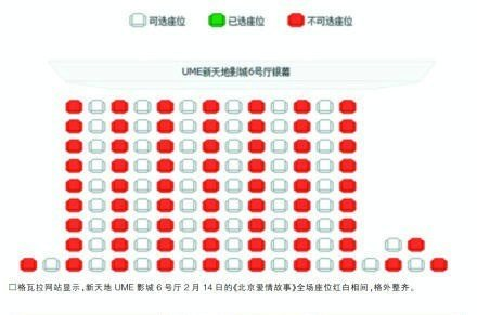 subsequently the shanghai theaters prime time valentines day movie showing times were attacked and occupied the organizer revealed to the shanghai