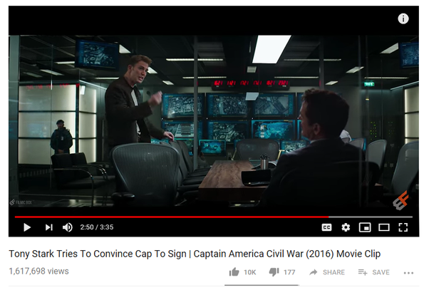 Who Was Right In The Movie Civil War Captain America Or Iron Man