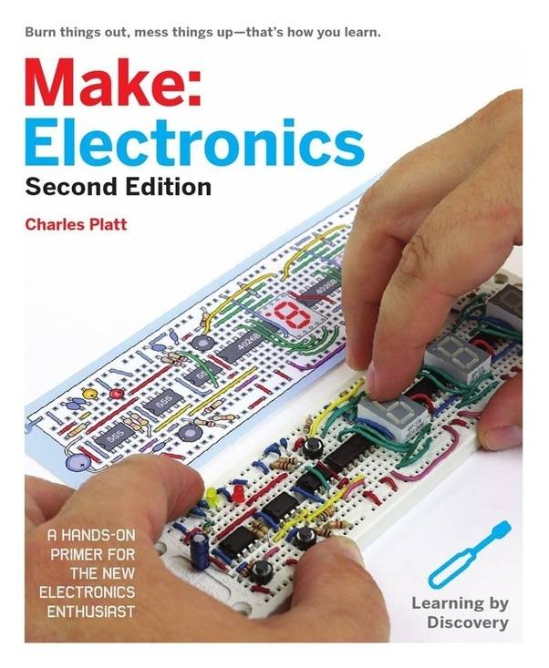 Which are the best books for basic electronics quora currently the make electronics 2nd ed book and its accompanying component pack are 1 amazon best sellers in multiple categories fandeluxe Choice Image