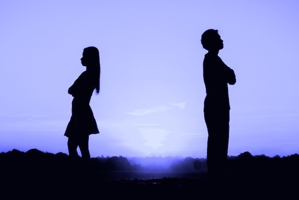 Why doesn't my ex-boyfriend want to talk to me after 9 months apart