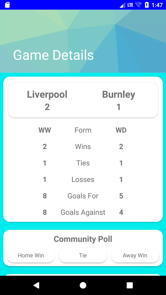 What is the best soccer prediction apps on Android market