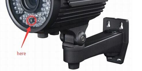 Why are there leds around a cctv camera quora but the led light as the photo shows is just for small cctv camera some ptz dome or big cameras used on street or in campus it will need some huge or mozeypictures Choice Image