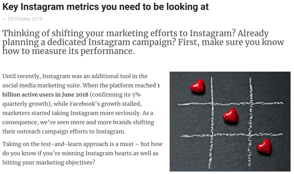 How to use instagram for marketing - Quora