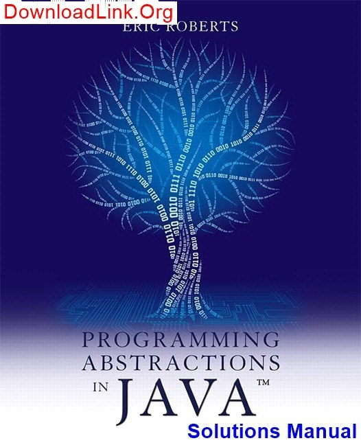 How to get Programming Abstractions in Java 1st Edition